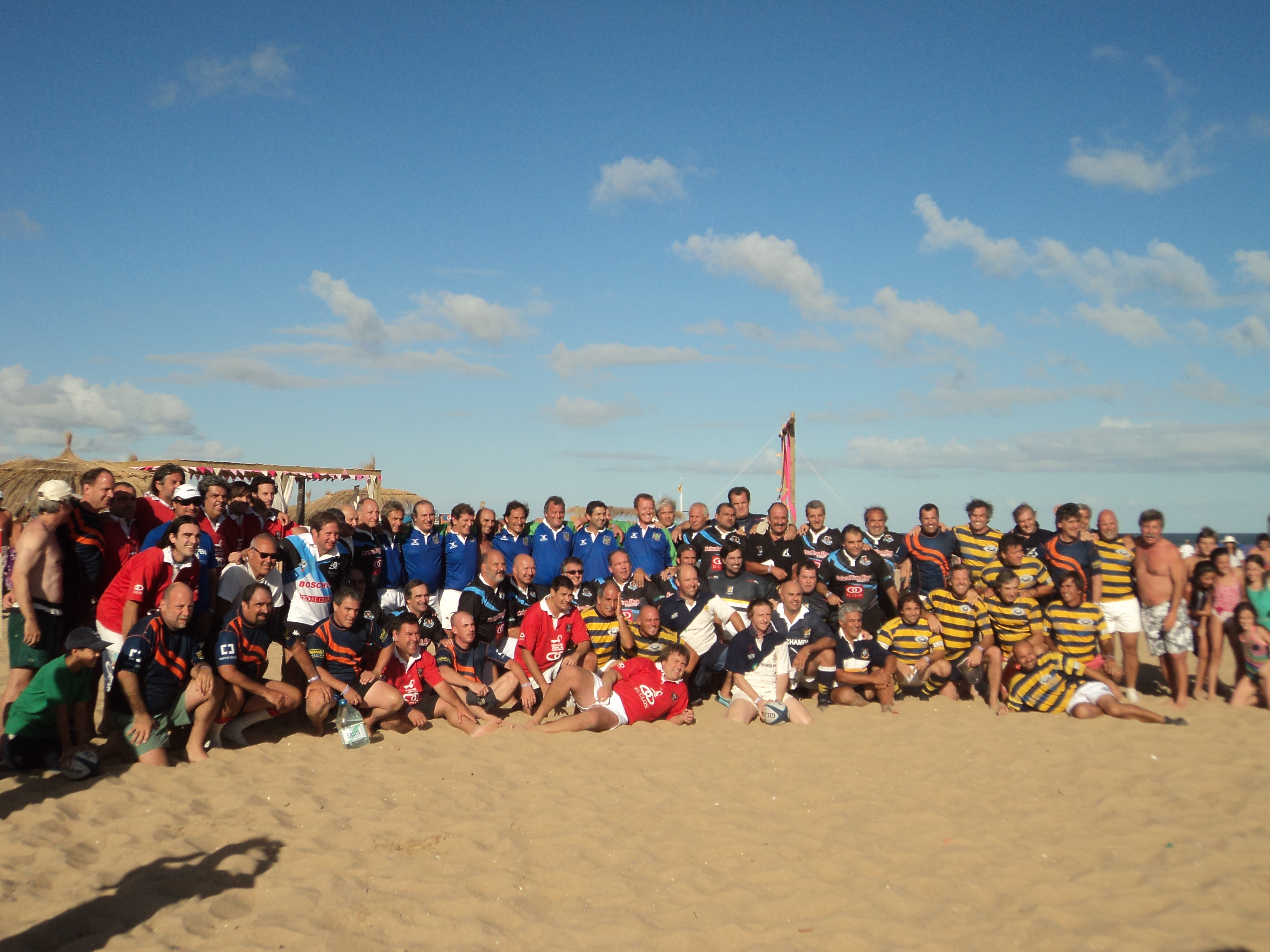 Senior Rugby Beach Montoya 2012