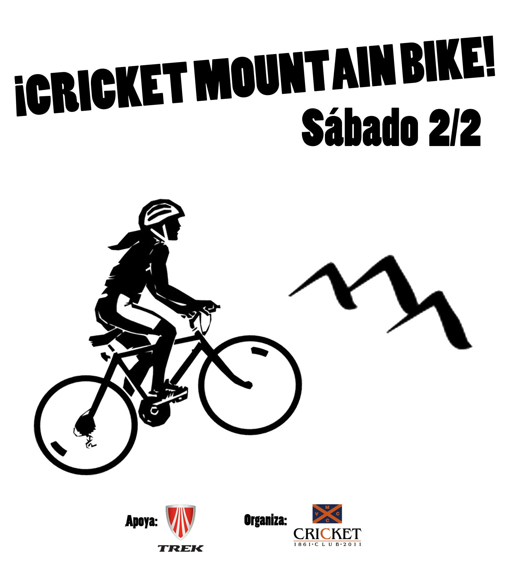 1er SALIDA MVCC - MOUNTAIN BIKE